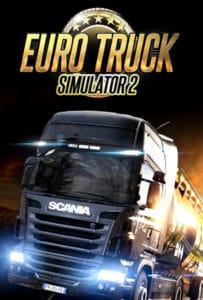Euro Truck Simulator 2 plakat