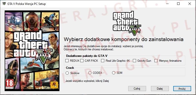 GTA 5 Instalator 3