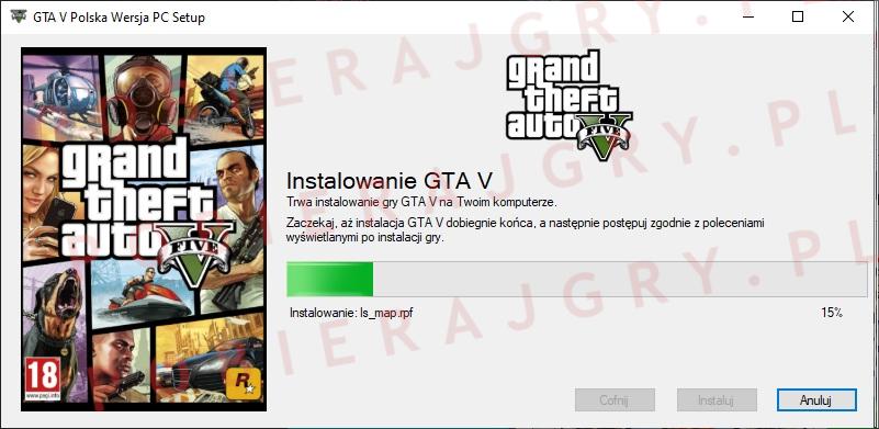 GTA 5 Instalator 5