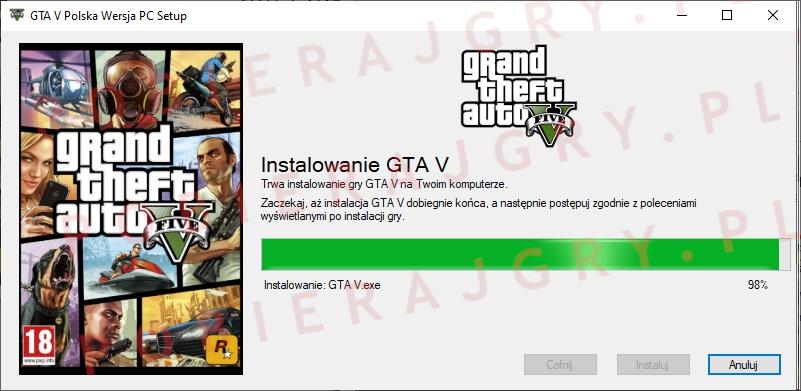 GTA 5 Instalator 6