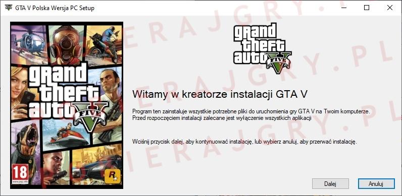 GTA 5 Instalator 1