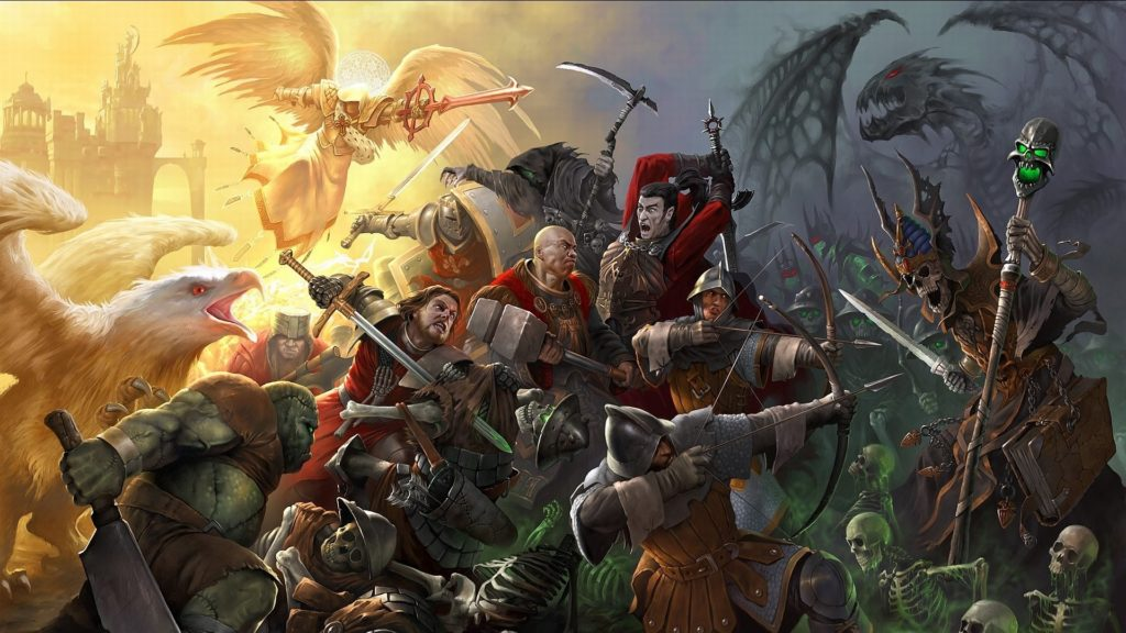 Heroes 3 wallpaper
