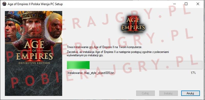 Age of Empires 2 instalator 5