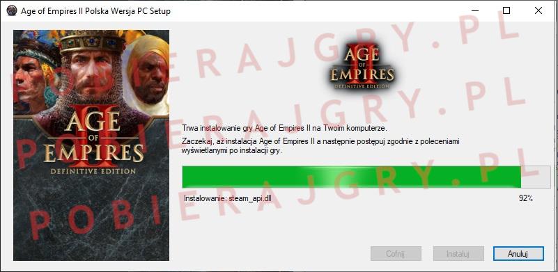 Age of Empires 2 instalator 6