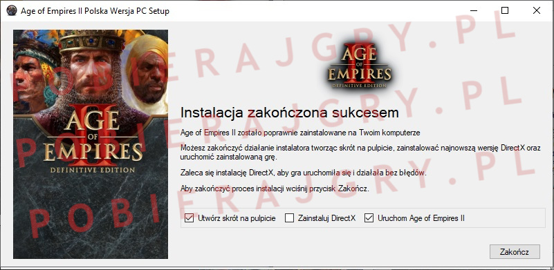 Age of Empires 2 instalator 7
