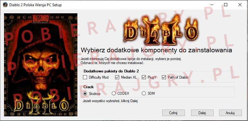 Diablo 2 Instalacja 3