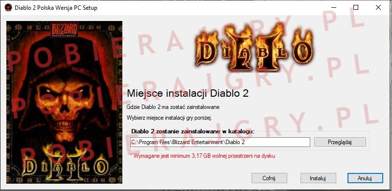 Diablo 2 Instalacja 4