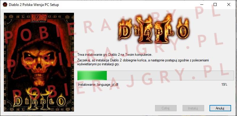 Diablo 2 Instalacja 5