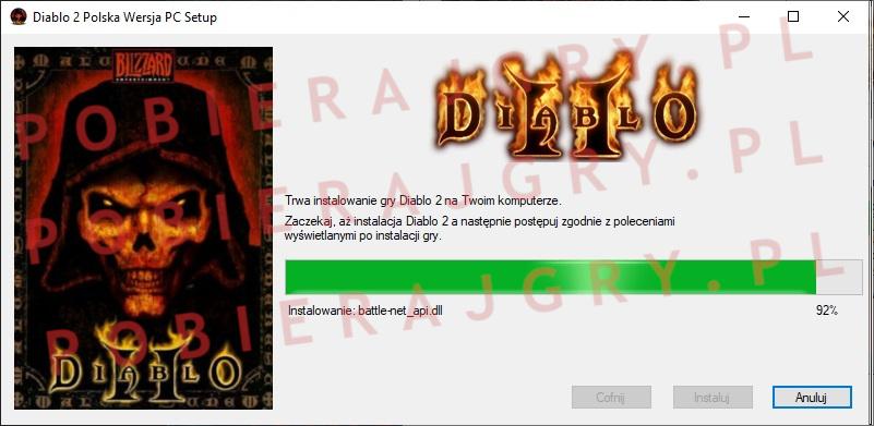 Diablo 2 Instalacja 6