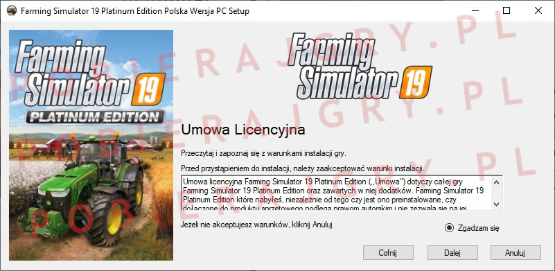 Farming Simulator 19 instalator 2