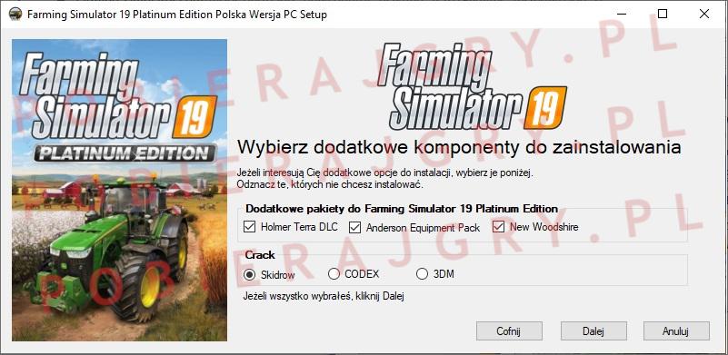 Farming Simulator 19 instalator 3