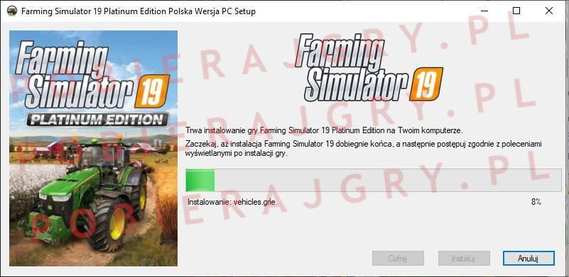Farming Simulator 19 instalator 5
