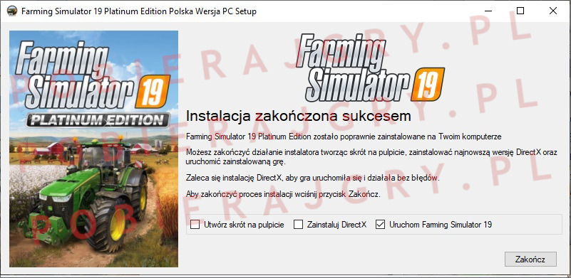 Farming Simulator 19 instalator 7