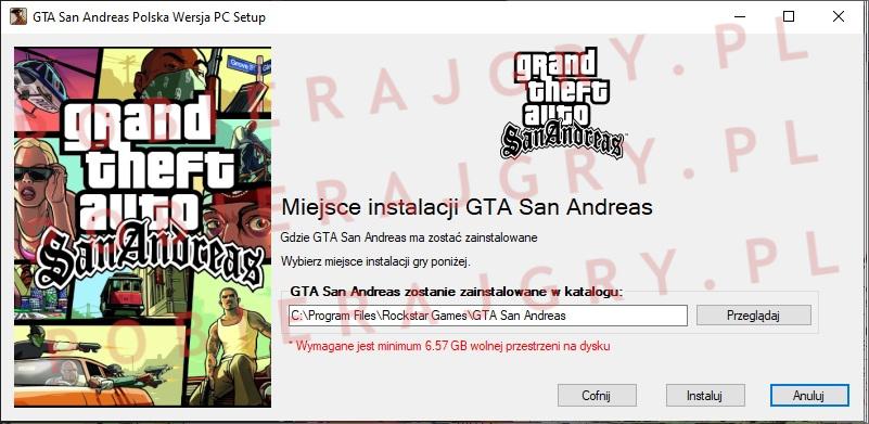 GTA SA instalator 4