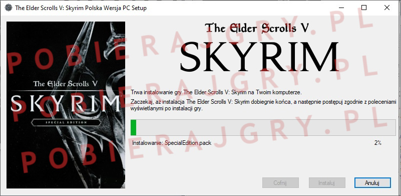 Skyrim Instalator 5