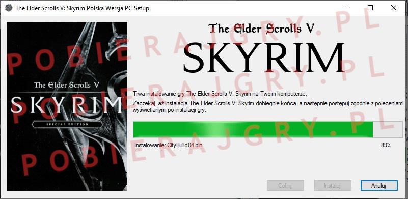 Skyrim Instalator 6