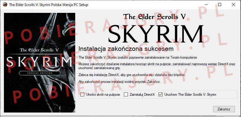 Skyrim Instalator 7
