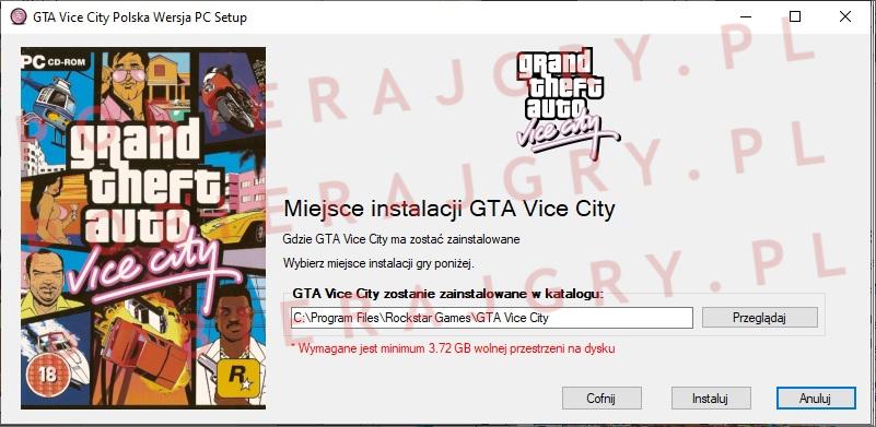 gta vice city instalator 4