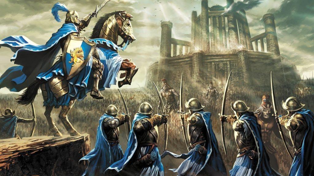 Heroes III wallpaper