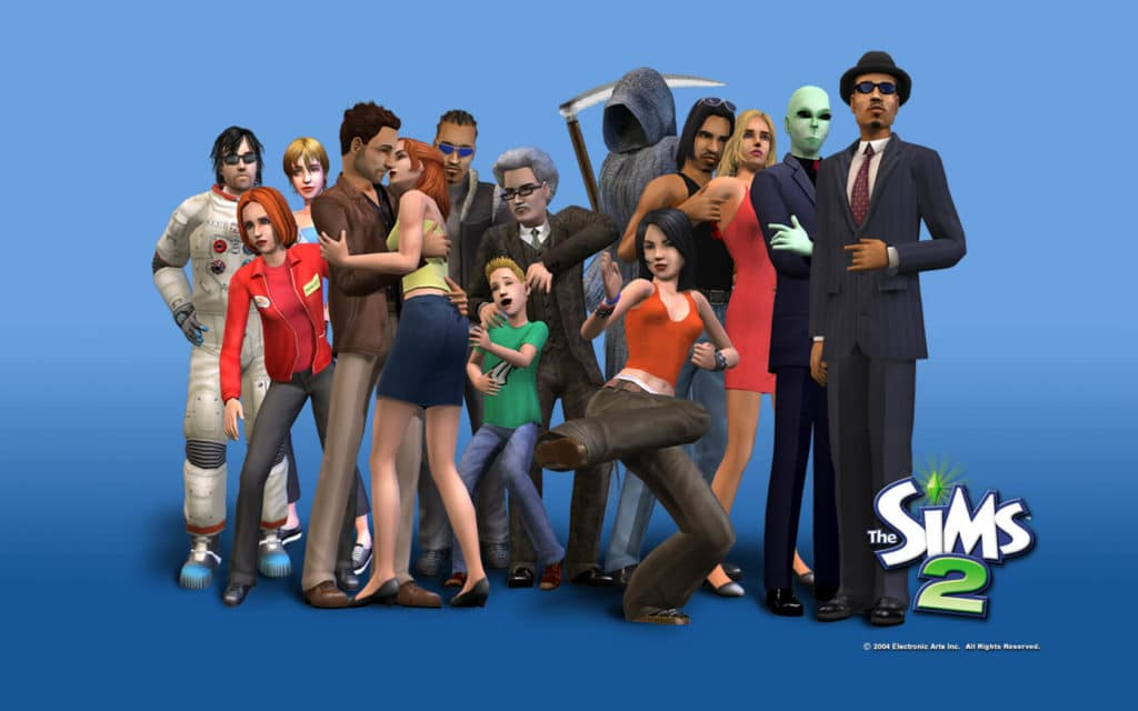 Sims 2 download