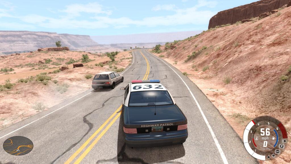 BeamNG.drive gameplay
