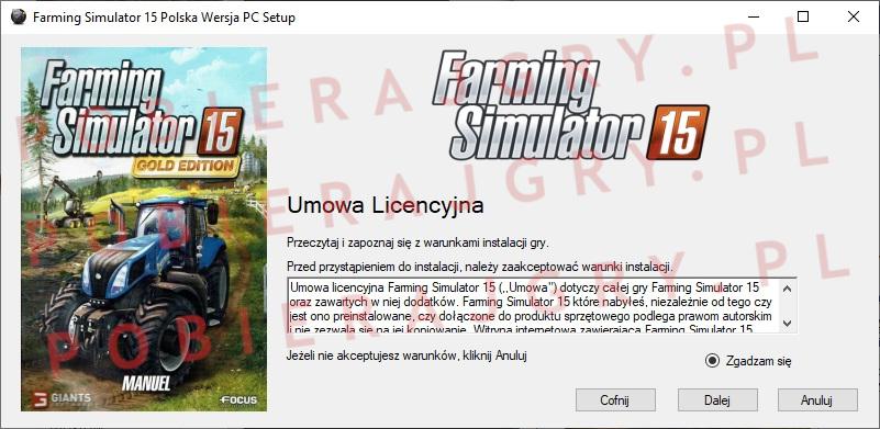 Farming Simulator 15 instalator 2