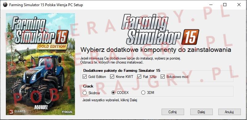 Farming Simulator 15 instalator 3