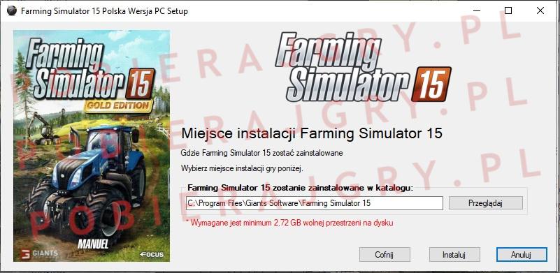 Farming Simulator 15 instalator 4