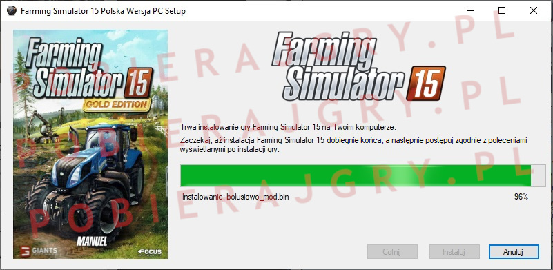 Farming Simulator 15 instalator 6