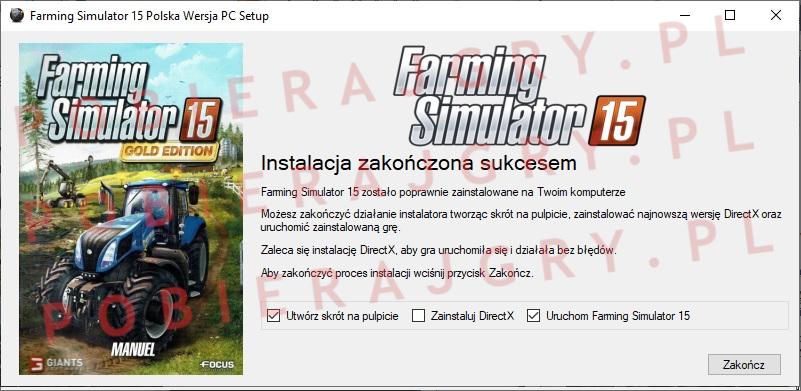 Farming Simulator 15 instalator 7