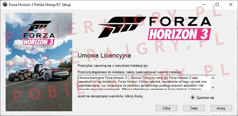 Forza Horizon 3 Instalator 2