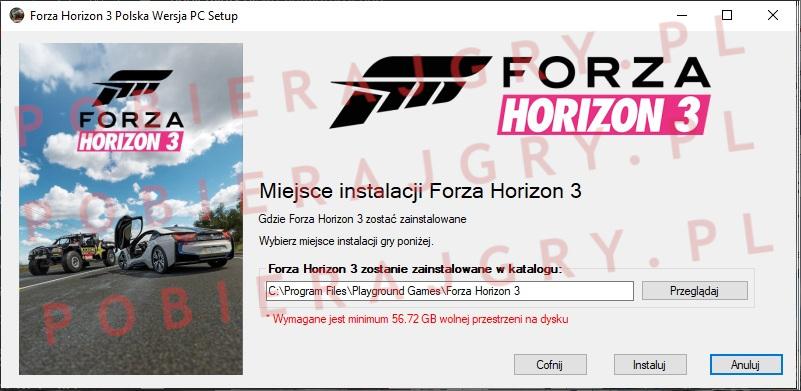 Forza Horizon 3 Instalator 4