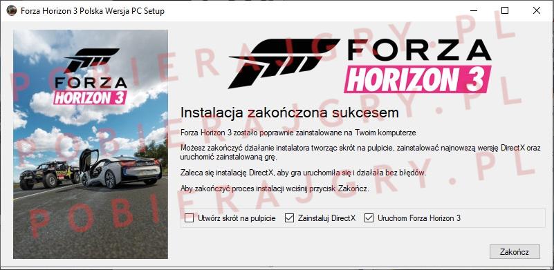 Forza Horizon 3 Instalator 7