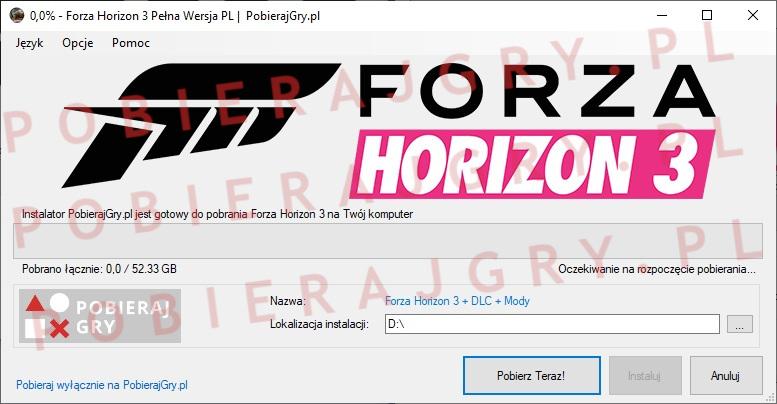 Forza Horizon 3 Pobierz