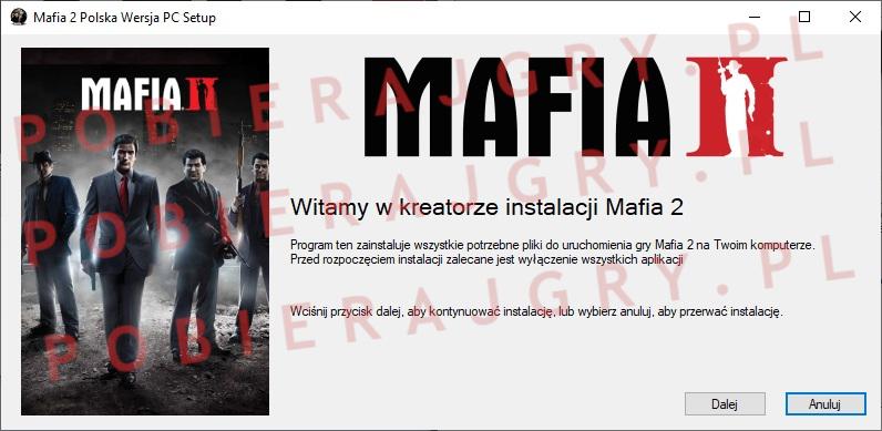 Mafia 2 instalator 1