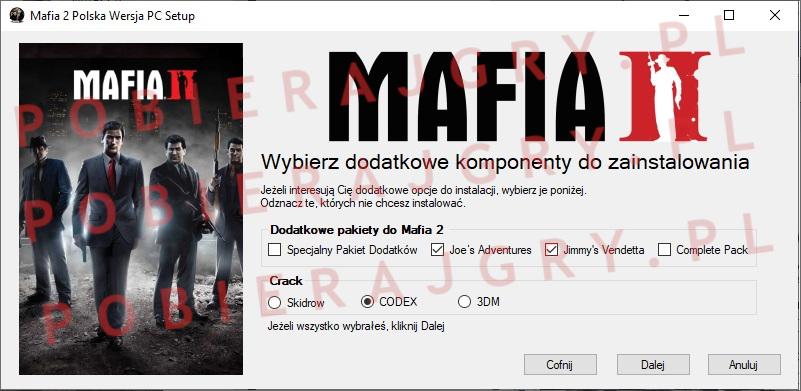 Mafia 2 instalator 3