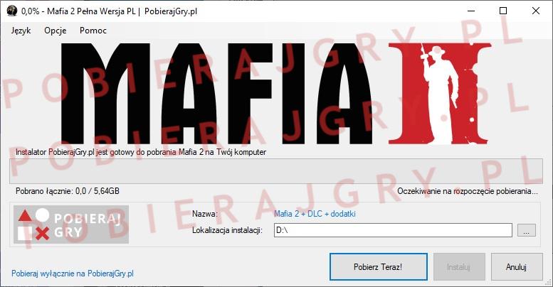 Mafia 2 pobieranie