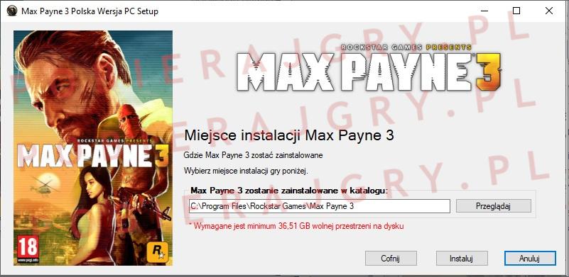 Max Payne 3 Instalator 4