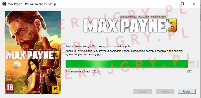 Max Payne 3 Instalator 6