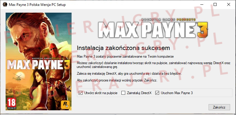 Max Payne 3 Instalator 7