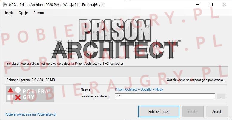 Prison Architect pobierz