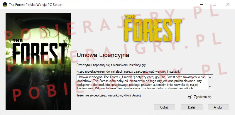 The forest instalator 2