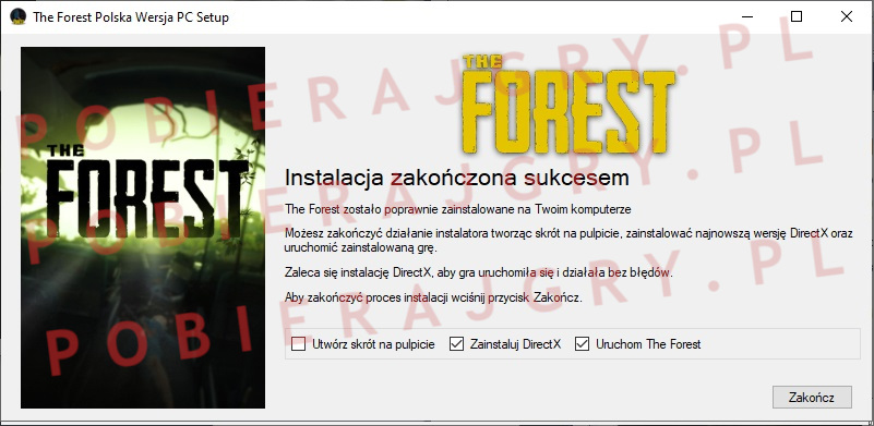 The forest instalator 7
