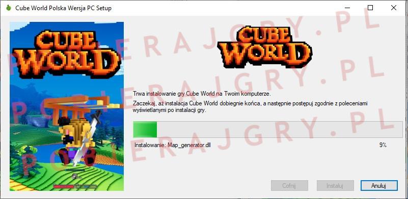 cube world instalator 5