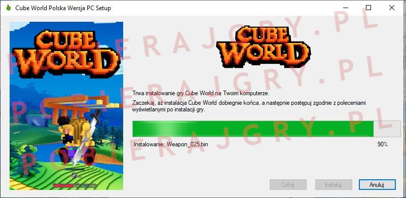 cube world instalator 6