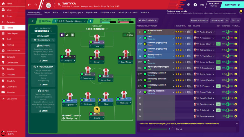 football manager 2020 game
