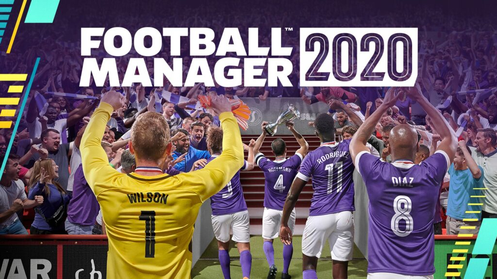 football manager 2020 tapeta