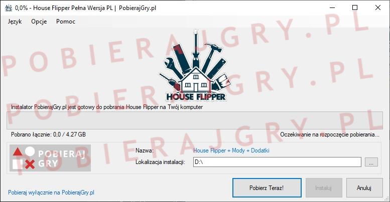 house flipper pobieranie