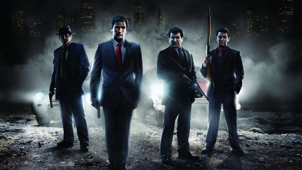 mafia 2 tapeta