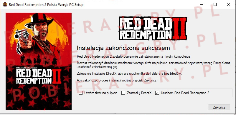 red dead redemption 2 instalator 7